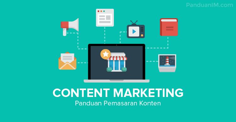 Panduan Content Marketing Bagi Pemula - Part 1