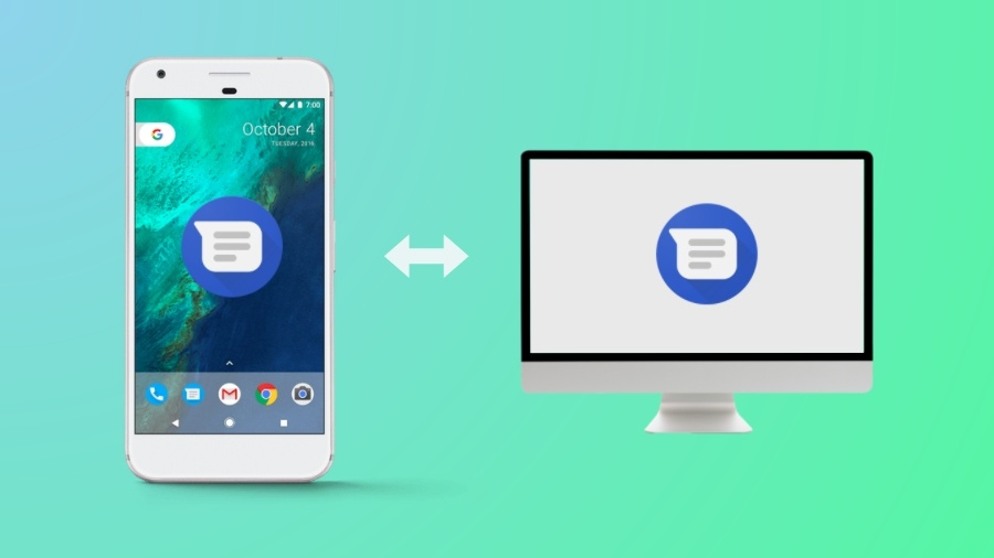 Android Messages - Messager Terbaru Dari Google