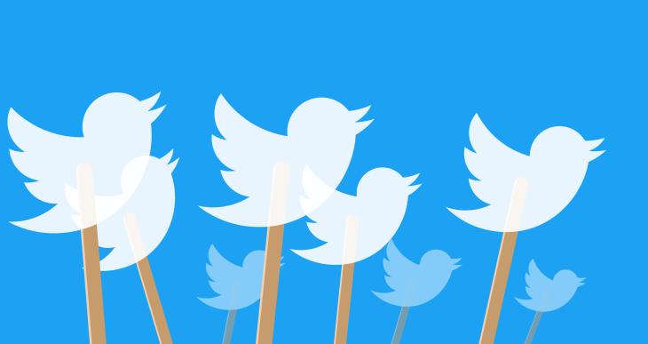 Sejarah Twitter - Aplikasi Sosial Media Dengan Logo Burung Biru